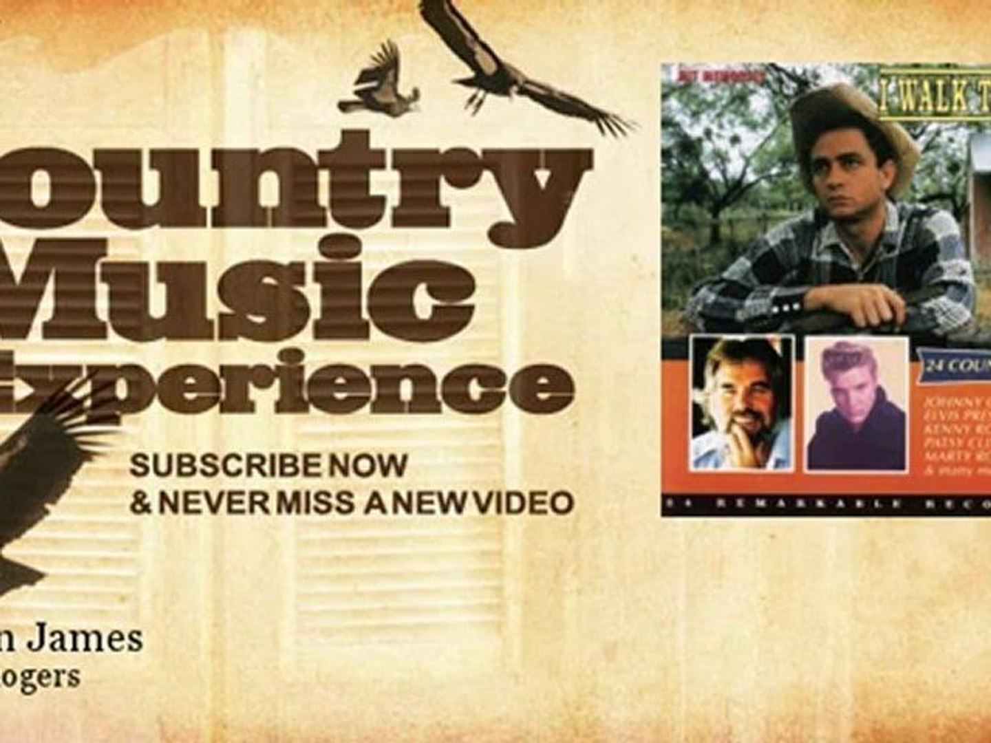 Kenny Rogers Reuben James Country Music Experience Video Dailymotion