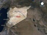 Une chaîne de télévision pro-Assad attaquée à Damas