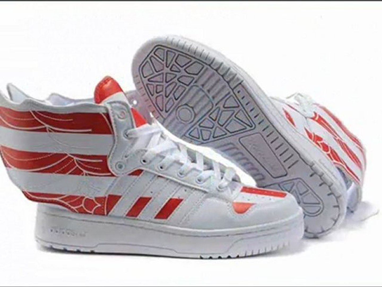 Adidas Originals x Jeremy Scott Wings 2.0 'Air Force Flag
