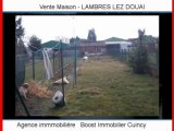 Achat Vente Maison LAMBRES LEZ DOUAI 59552 - 500 m2