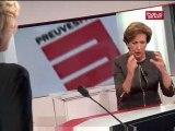 Roselyne Bachelot : «Les Français avaient un vrai désir d'alternance» dans PP3