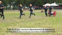 Saint-Just-en-Chaussée et Maignelay-Montigny: les jeunes sapeurs-pompiers rois des manoeuvres
