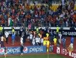ساحل العاج تتأهل للمباراة النهائية بأمم إفريقيا