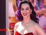 Katy Perry FAMILY AFAIR at Katy Perry  Part of Me 3D PREMIERE Pink Carpet Arrivals