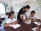 en classe avec Davy et les enfants (2)