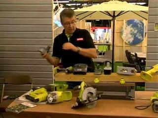 RYOBI One+ : l'électroportatif pour bricoleurs !
