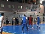 """Basket - Vincent Collet: """"On ne panique pas"""""""