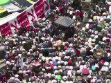 Egypte : après la prière, début des manifestations place Tahrir