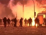 Athènes en flammes