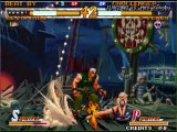 Garou - Mark of the Wolves Matches 347-351