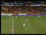 RC Lens - Olympique Lyonnais, L1, saison 2007/2008 (1ere mi-temps)