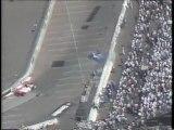 CART Long Beach 1996 Big crash Moore Fitipalldi