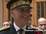 Installation de Monsieur  Bernard Boucault, Préfet de Police par Manuel  Valls