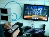 Nintendo Land - off-screen gameplay