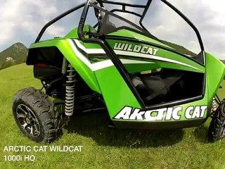 essai  ARCTIC CAT WILDCAT 1000i HO