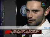 """Gonzalo Heredia:""""Intrusos"""" Hablo de lo sucedido en """"El Montaplatos"""""""