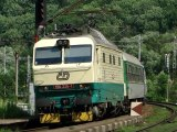 Lokomotiva 150 225-1 - Brandýs nad Orlicí, 27.6.2012 HD