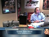 UFC on FX 4's Sam Stout on MMAjunkie.com Radio
