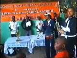 Finale Tournoi Tennis véterans dames Congo 2012