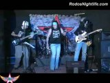 RoxxStarz Live @ Sticky Fingers Rock Bar   Rhodes Island, Greece