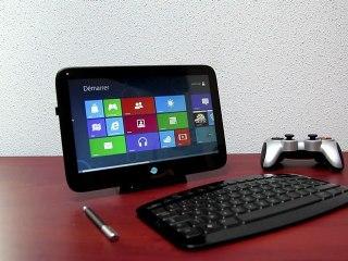 SmartPaddle Pro : la première tablette commercialisée sous Windows 8