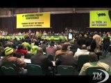 """Sudafrica, Zuma giura di liberare l'economia dai """"maschi bianchi"""". E al congresso del suo partito annuncia """"la seconda transizione"""""""