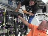 [STS-134] Flight Day 13 Highlights (p2)