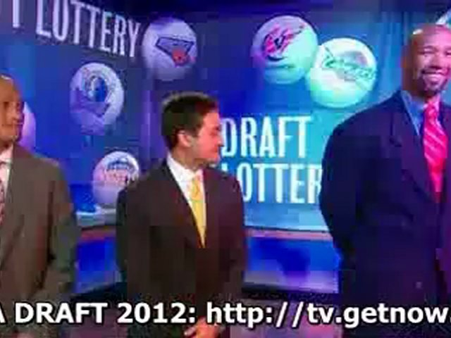 NBA Draft 2012 Tonight