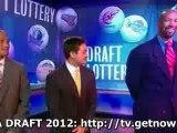 Austin Rivers NBA Draft 2012 drafted to Trailblazers speech