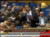 أحمد سعيد: تشكيل لجنة موسعة لتلقي الإقتراحات