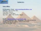 Travel Egypt Holidays Video - All Inclusive Egypt Tours And Travel Holiday Packages