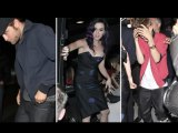 Katy Perry Parties With Justin Bieber, Robert Pattinson Etc - Hollywood Hot