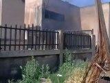 Syria فري برس  درعا حوران إنخل  دمار نتجة المجزرة 27 6 2012 ج10 Daraa