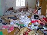 Syria فري برس  درعا حوران إنخل  دمار نتجة المجزرة 27 6 2012 ج9 Daraa