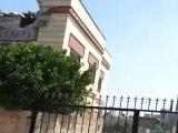 Syria فري برس  درعا حوران إنخل  دمار نتجة المجزرة 27 6 2012 ج8 Daraa