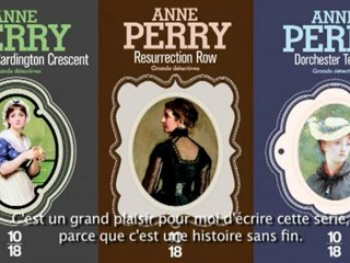 Interview Anne Perry