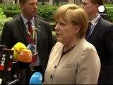 AB liderleri Brüksel'de kozlarını paylaşıyor