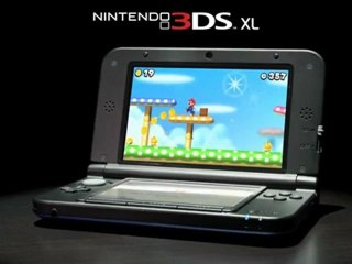 Nintendo 3DS XL - Trailer de