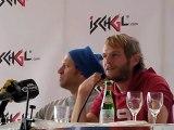 Interview Sportfreunde Stiller @ Ischgl