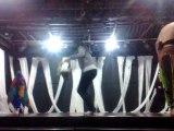"""trecho de ensaio da peça """"O Caminho"""" (Teatro Macunaíma)"""