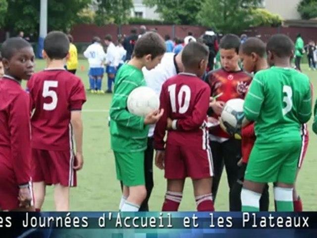 Bilan 2008-2012 du District de Seine-Saint-Denis de Football