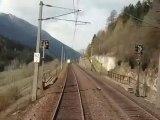 Eisenbahnfahrt Test iMovie iPhone