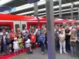 S-Bahn München feiert 40 Jahre S-Bahn am 2.6.2012 im Hauptbahnhof