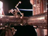 [STS-135] Docking of Atlantis to International Space Station