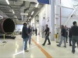 NASA Begins Relocation of Space Shuttle Engines From Kennedy to Stennis Space Center