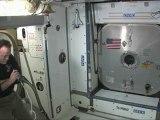 [STS-135] Ron Garan's Shuttle Atlantis Departing Statement