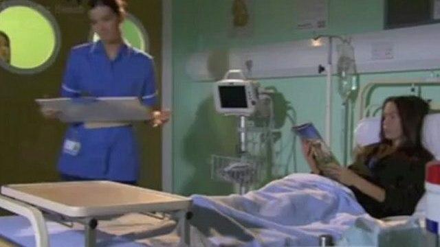 29th June 2012 - Karen's last Hollyoaks episode. RIP Lynsey.