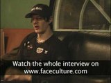 Satyricon talks about the song Black Crow on a Tombstone