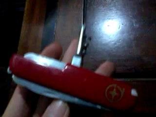 Cos'è e come è fatto il coltellino svizzero