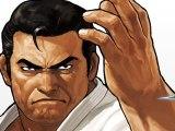 THE KING OF FIGHTERS XIII Team Art of Fighting - Takuma Sakazaki Character Video
